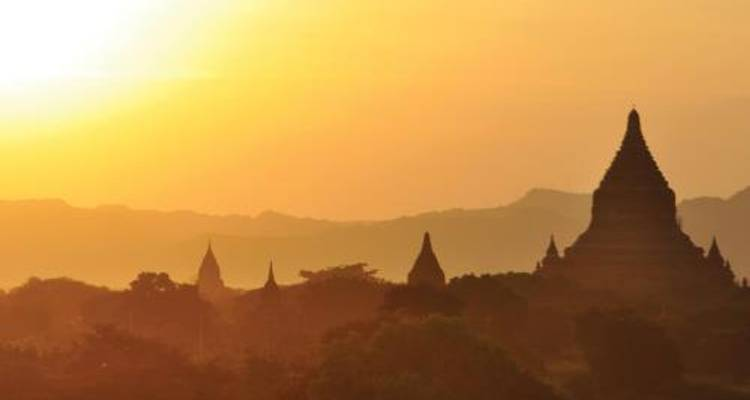 Bike, Hike & Kayak Myanmar - World Expeditions