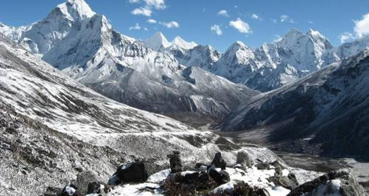 Everest Base Camp & Kala Pattar over 55's - World Expeditions