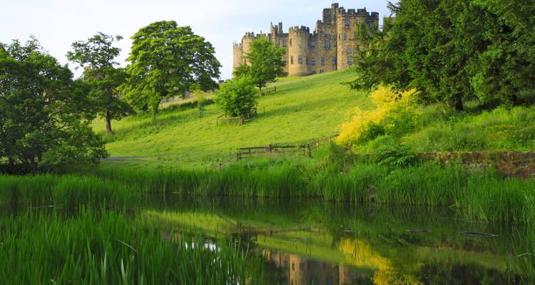 Historic Eastern England (13 destinations) - Back-Roads Touring