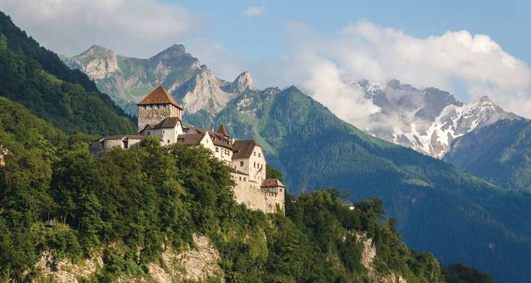 Mountains, Valleys & Lakes of Switzerland - Blue-Roads Touring
