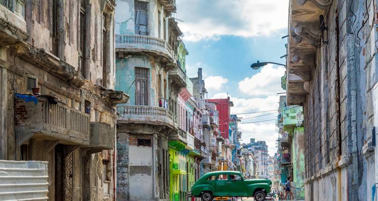 Cuba Sailing Adventure - Intrepid Travel