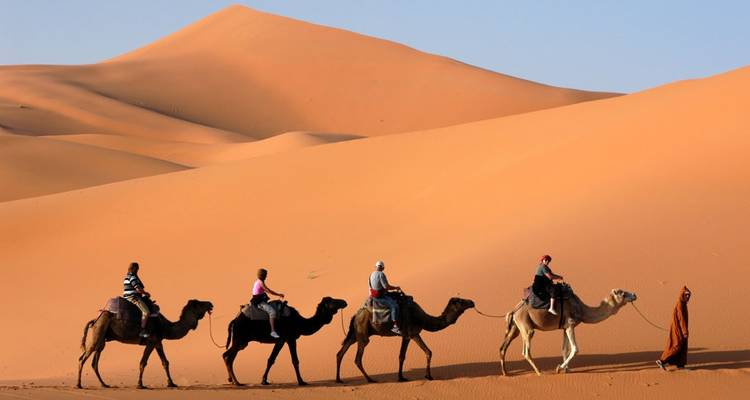Marrakech & Sahara - 8 Days - Nomadic Tours