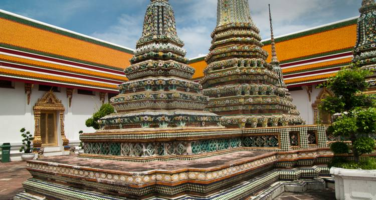 Bangkok to Chiang Mai Express - G Adventures
