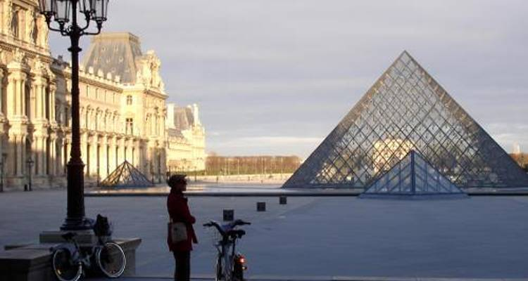 Bike and Barge to Paris - UTracks