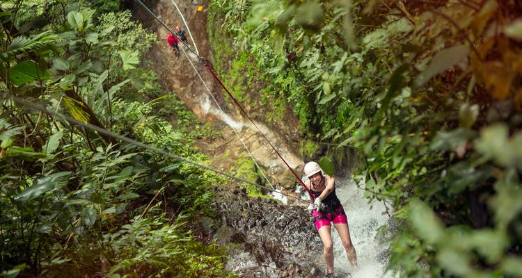 Costa Rica Quest - Teenage Adventure - G Adventures