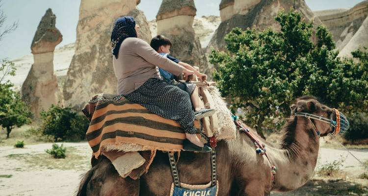 Five Days in Cappadocia (from Antalya to Istanbul) - Intrepid Travel