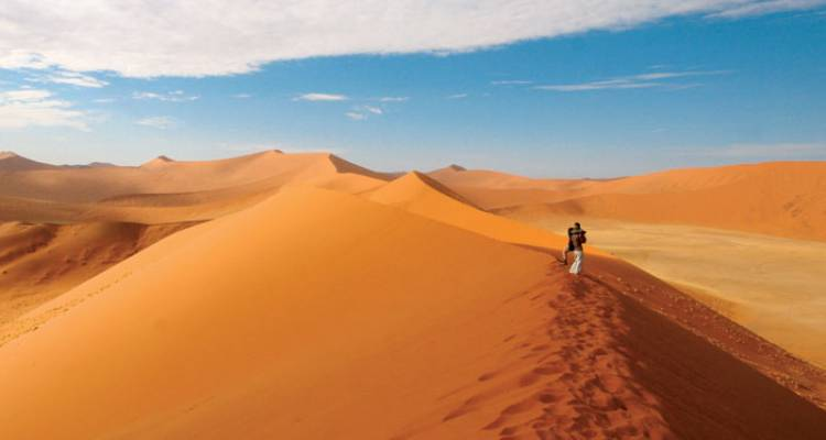 Namibia Discovery - Intrepid Travel