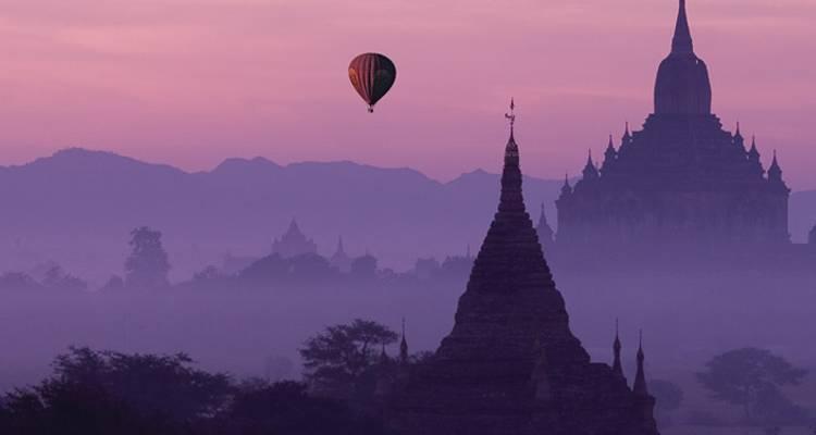 Myanmar Experience - Intrepid
