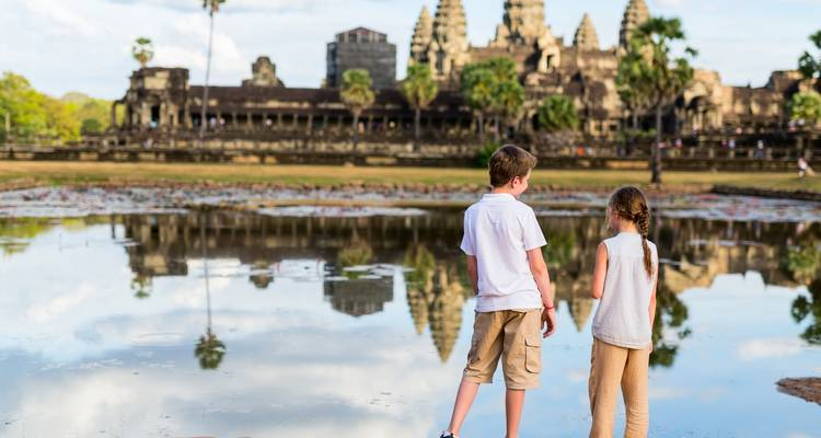 Cambodia Family Holiday with Teenagers - Intrepid Travel