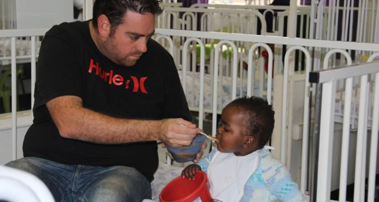 Children's Hospital Project 4 Weeks - Khaya Volunteer Projects