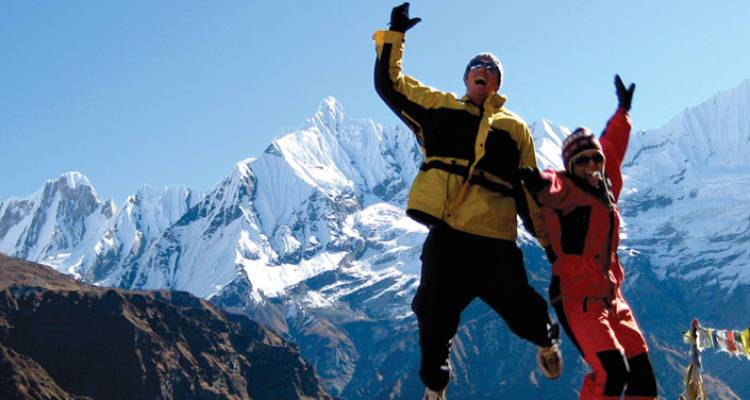 Everest Base Camp & Annapurna Circuit Trek - Intrepid Travel