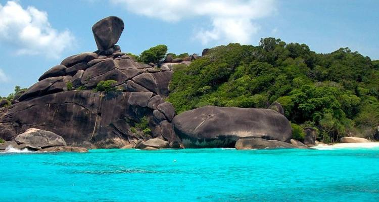 Similan Islands Boat Adventure 3D/2N - Bamba Experience