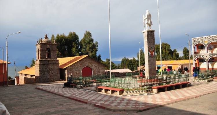 Lake Titicaca Experience - Bamba Experience