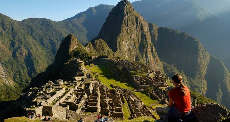 Machu Picchu Jungle Trek (Biking Only) (4 days) - Bamba Experience