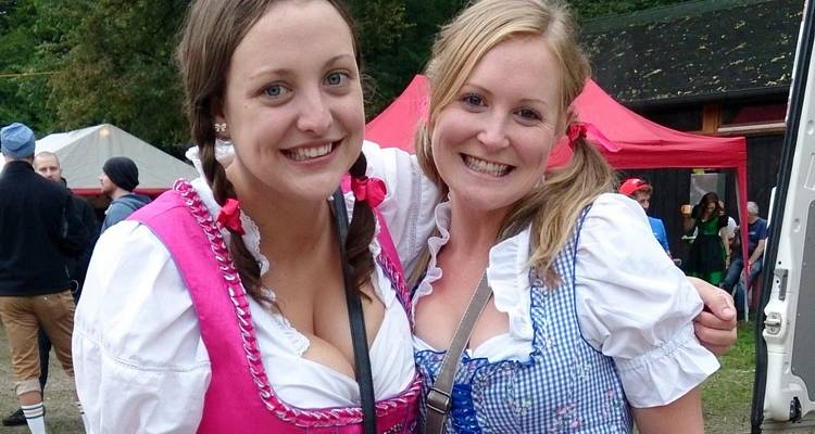 Oktoberfest Camping - Stay As Long As You Want - PP Travel