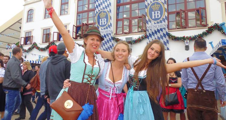 Oktoberfest Camping (3 nights) - PP Travel