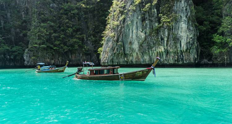 Sailing Thailand Phuket To Ko Phi Phi By G Adventures With