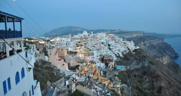 Mykonos to Athens - Travel Talk