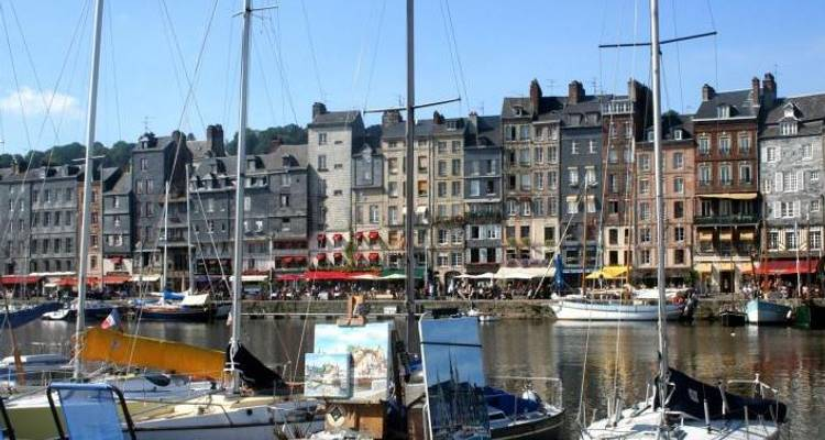 France - Normandy Impressionists & Memorials Bicycle Tour - Pure Adventures