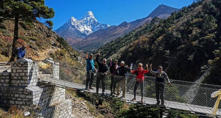 Everest View Trek - Experience the wonderland of the Himalayas - Nepal Hiking Team