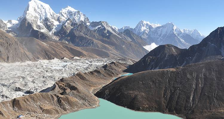 Everest Gokyo Lake Trek - Nepal Hiking Team