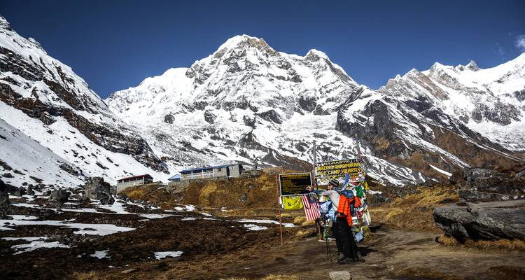 14- Day Amazing Annapurna Base Camp Trek - Nepal Hiking Team