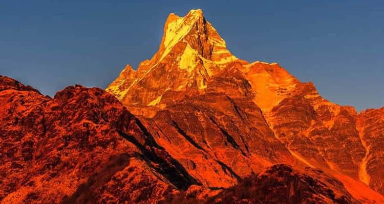 Mardi Himal Trek - Nepal Hiking Team