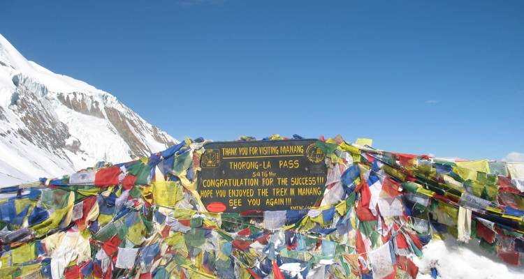 Annapurna Circuit Trek - Nepal Hiking Team