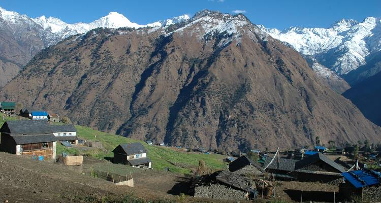 Tamang Heritage Trail - Nepal Hiking Team