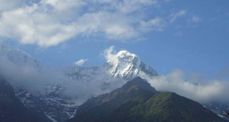 Annapurna Circuit Trek - Nepal Hiking Pvt. Ltd.