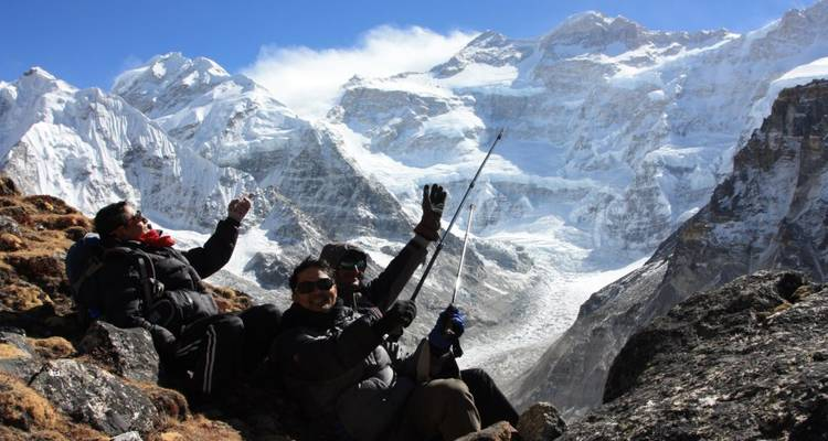 24 days North and South Base Camp Trek to Mt. Kanchenjunga in Nepal - Nepal Hiking Pvt. Ltd.