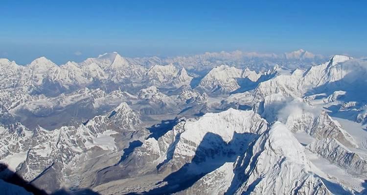 Mountain Flight - Nepal Hiking Team