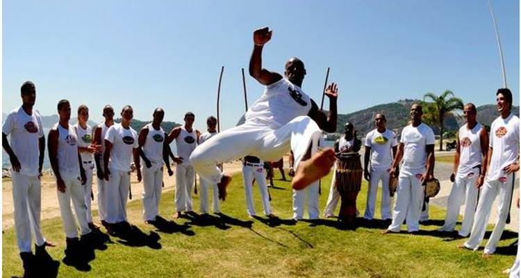 Capoeira Class - Local 55 travels