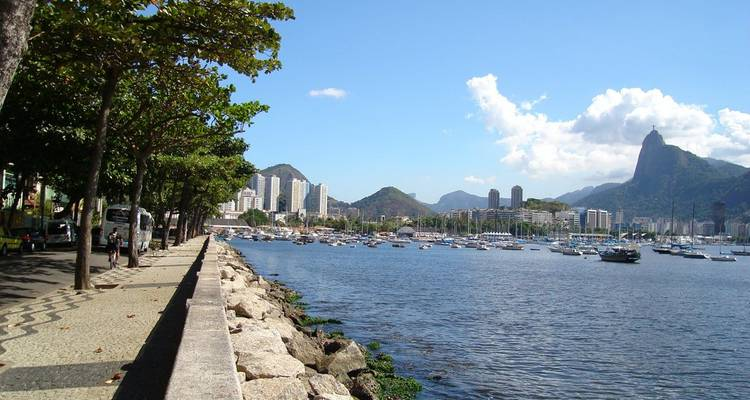 Rio by Bike Tour - Local 55 travels