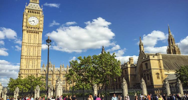 Budapest to London on a Shoestring - G Adventures