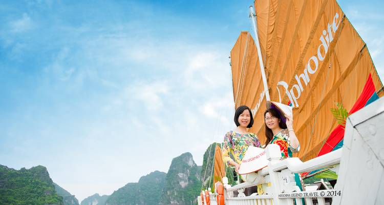Package Tour Crossing Vietnam 5Days/4Nights - Legend Travel Group