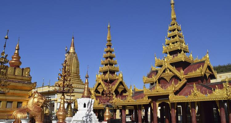 Treasure of Myanmar 8 Days / 7 Nights - Legend Travel Group