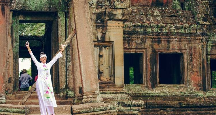 Cambodia Highlight Tour 4 Days 3 Nights - Legend Travel Group