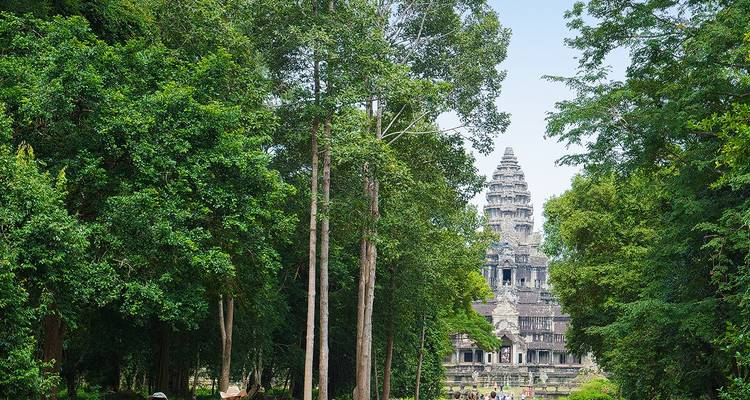 Cambodia Highlight Tour 5 Days 4 Nights - Legend Travel Group