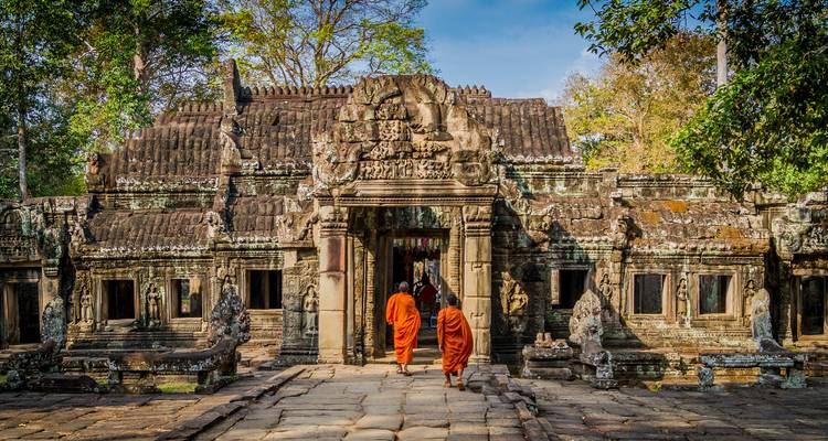 Cambodia Highlight Package Holiday 5 Days/4 Nights - Legend Travel Group