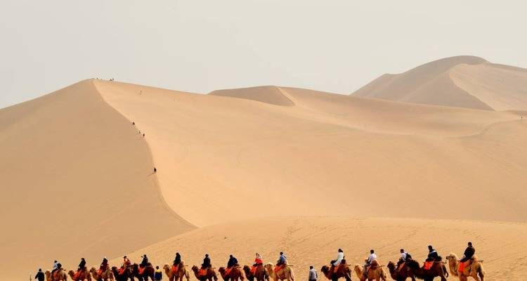 Silk Road Overland Tour - Madventure