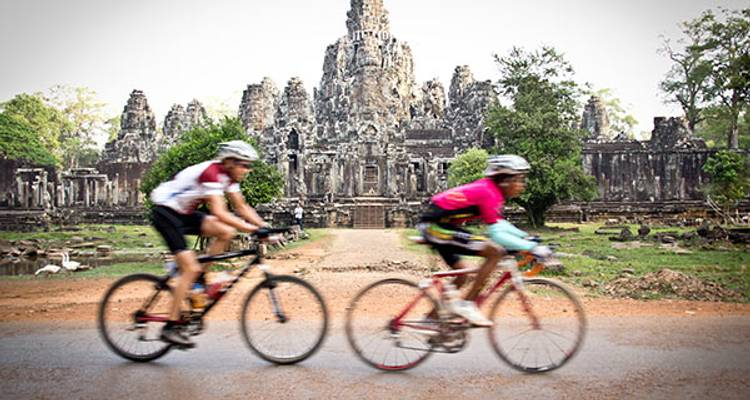 Road Biking from Saigon to Angkor - SpiceRoads Cycling