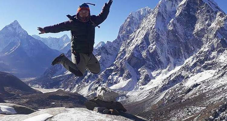 22 days Everest Base Camp Trek through 3 High Passes - Nepal Hiking Pvt. Ltd.
