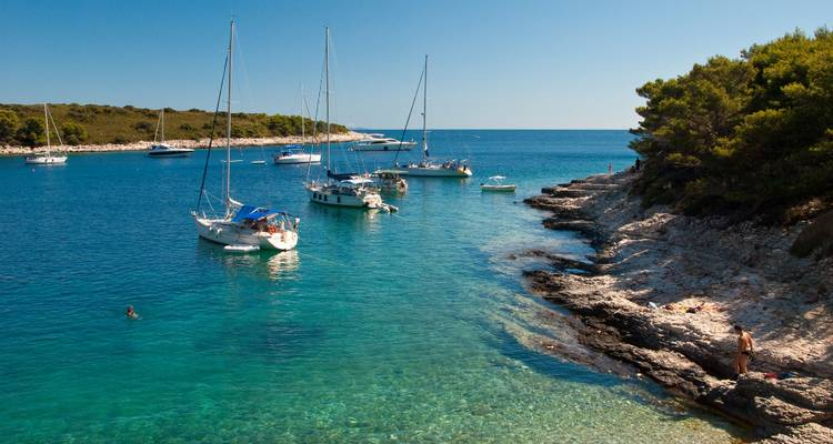 Split Islands Sailing Holidays (Private tour) - Frontier Adriatic