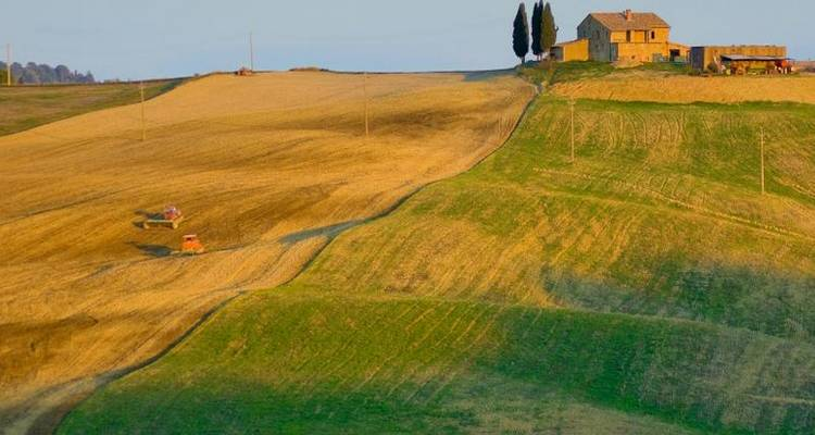 Italy - Etruscan Treasures Best of Tuscany - Pure Adventures