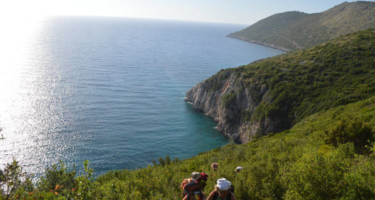 Boat tour and Trekking by the Coast: the Holiday of Your Choice - Adventure and Fun Albania