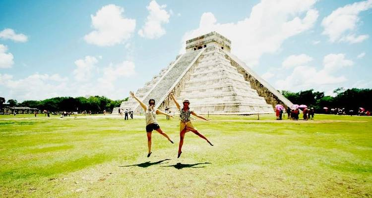 Yucatan Highlights Adventure 4D/3N (from Cancun) - Bamba Experience