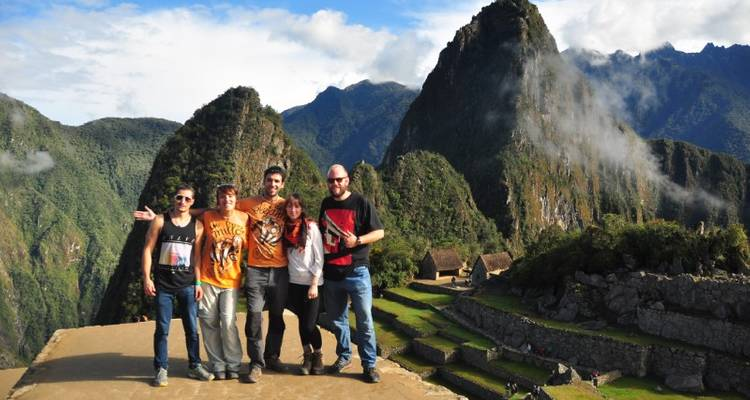 Inca Quarry Trek to Machu Picchu (3 days) - Bamba Experience
