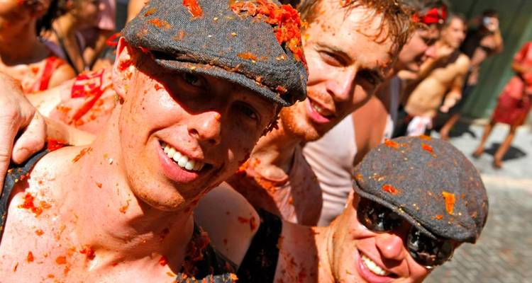 La Tomatina Transport Only - Day Trip - Festivals All Around