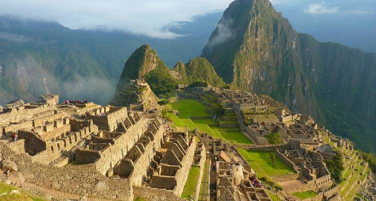 Sacred Valley and Classic Inca Trail to Machu Picchu - Inkayni Peru Tours